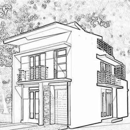 Desain Rumah Lebar 5 Meter Rumah Minimalis 5 Meter Denah Rumah
