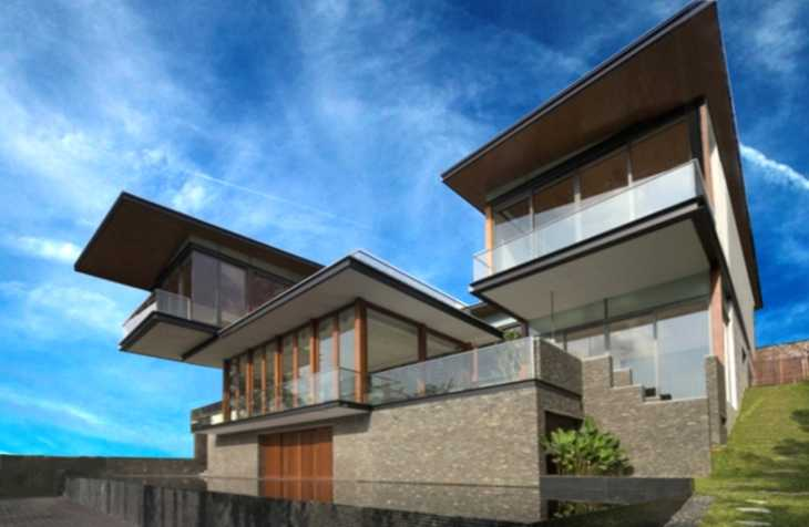 Gambar Rumah Mewah 1