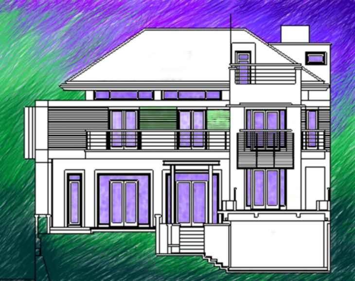 Gambar Rumah Mewah Cara Murah Desain Rumah Mewah